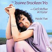 Havin' Fun Joanne Brackeen CD jazz piano Cecil McBee