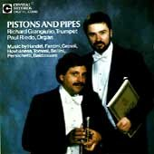 Pistons and Pipes new CD Paul Riedo Richard Giangiulio