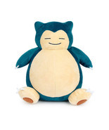 New Pokemon Snorlax Soft Plush Doll 25cm Toy Cushion Pillow Gift Cute XY... - $19.54