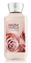 Warm Vanilla Sugar She & Vitamin E Body Lotion 8 oz 236 ml Bath & Body W... - $14.99