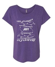 I Am A Florist That Means I Bring Joy To The World T Shirt, My Job T Shirt (Ladi - $27.99+