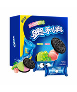 Oreo Grape and Peach Flavor - 13.68oz Big Box - $22.99
