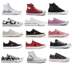 Converse X by Hello Kitty Limited Edition Sneakers Unisex Shoes Men's Women's image 1