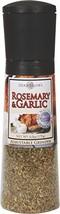 Dean Jacob's Rosemary & Garlic Chef Size, Jumbo Adjustable Grinder - 6.0... - $17.12