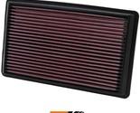 K&N Replacement Air Filter Fits Subaru Legacy 90-04 33-2232