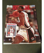 Basketball Beckett Issue #26 1992 - Team USA Magic Johnson/Kendall Gill - $3.75