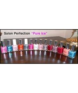 NEW Bari PURE ICE NAIL POLISH  MANY TO CHOOSE FROM  SOME DISCONTINUED - $5.75+
