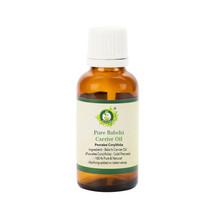 R V Essential Pure Babchi Oil Psoralea Corylifolia Natural Cold Pressed ... - $8.99+