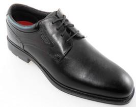 Rockport A12998 Plain Toe Men's Black Waterproof Oxford Sz 10 Wide(W) - $79.99