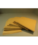 Standard Open End Kraft Flat Envelopes 15 1/2in L x 12in W Brown 190 Count - $51.58