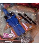 ✰ Hasbro Transformers ✰ GENERATIONS ✰ DIRGE ✰ MOSC SEALED 2012 - $26.39