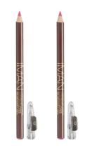 (2 Pack) IMAN Perfect Lip Pencil, Sexy Pink 0.05 oz (1.5 g) - $12.99