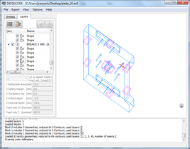 dxf2gcode (Software for Converting 2D DXF, PDF Drawings to CNC Machine G... - $9.95