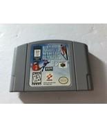 Nagano Winter Olympics '98 Nintendo 64 N64 Cartridge Cleaned & Tested Ko... - $8.86