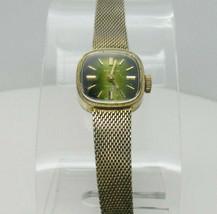 Women's Vintage Waltham Incabloc Hand Wind Analog 19mm Dial Watch (C129) - $20.79