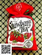 Mlesna Natural Flavored Strawberry Ceylon Tea in Cloth Pouch - $5.17