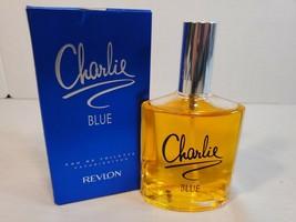 Charlie Blue Perfume for Women By Revlon Spray 3.4 oz / 100 ml New in Box - $8.50