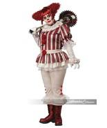 California Costumes Sadistic Clown Plus Size Adult Halloween Costume 802... - $55.41