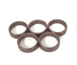 LOT OF 5 NEW GENERIC AA-1704-20 BRONZE BUSHINGS AA170420