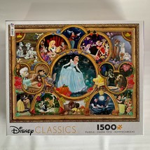 Ceaco Disney Classics Collage 1500 Piece Jigsaw Puzzle New Sealed 3402 - $34.95