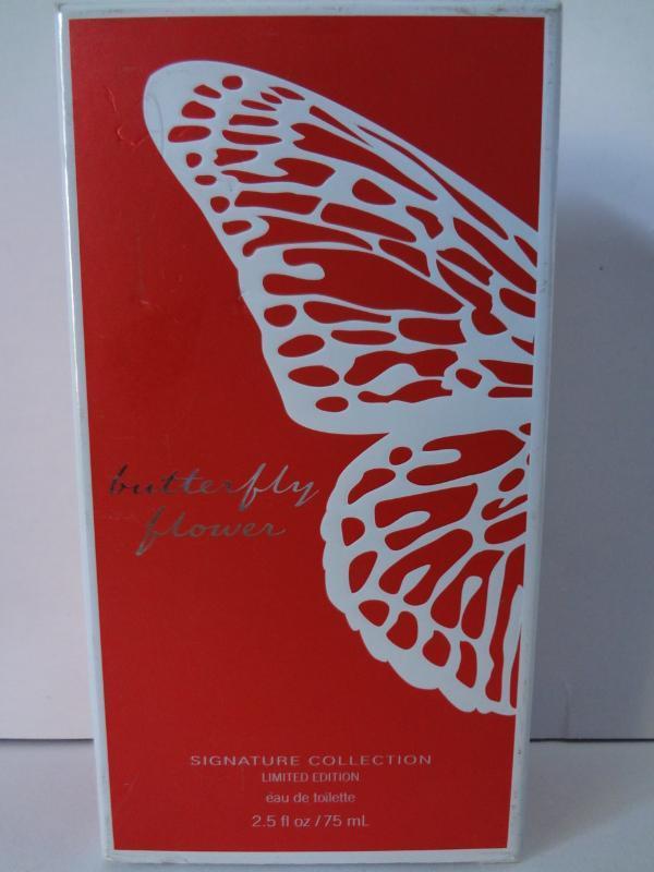 Bath & Body Works BUTTERFLY FLOWER Eau De Toilette 2.5 fl oz / 75 ml