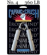 IronMind - Captains of Crush CoC Hand Gripper - No. 4 - 360 lb - BEST VALUE - $25.95