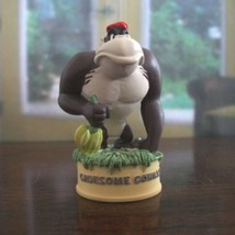 Gruesome Gorilla Figure Thimble - Lenox Looney Tunes Collection - Retire... - $19.41