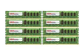 MemoryMasters 64GB (16x4GB) DDR3-1333MHz PC3-10600 ECC RDIMM 1Rx4 1.35V Register - $818.48