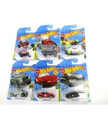 Hot Wheels Lot of 6 Various Cars New in Package - See Photos for Models - $19.75