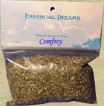 Comfrey Herb 1 oz Organic Herbs - $3.00