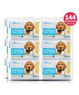 144ct Paw Inspired Disposable Male Dog Wraps, Belly Band, Dog Diapers (S... - $79.95