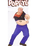 POPEYE THE SAILOR MAN PLUS SIZE FITS UP TO 300 LB - $55.00