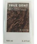 Avon True Gent Eau de Toilette Mens Cologne Spray 3.4 fl oz 100ml Factor... - $24.70