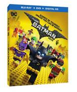 The LEGO Batman Movie (Blu-ray/DVD, 2017, New - $4.84