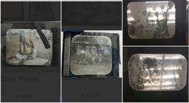 Vintage 3.5lb Lot Kodak Magic Lantern Slide Glass Plate India Village Asia image 3