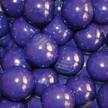 Dubble Bubble GRAPE Purple Gumballs BUBBLE GUM 1 inch Gum Balls 5LBS Fresh - $22.74