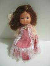 9785 Vintage 1976 Mattel Rosebud Scarlet Gem Rose Doll - NICE! - $16.00