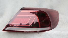 13-17 VW Volkswagen CC LED Tail Light Lamp Passenger Right RH image 4