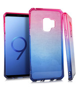 For Samsung Galaxy S9 Plus Case Crystal Skin Popsicle TPU Cover - $7.09