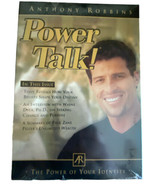 Anthony Robbins Power Talk Power Of Your Identity CD Audiobook NEW Sealed - $9.89
