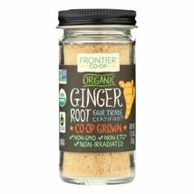 Frontier Herb Ginger Root Powder - Organic - Fair Trade Certified - Grou... - $12.97