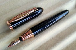 Duke fountain pen vintage with converter - $46.08