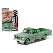 1967 Dodge D-100 Texaco Pickup Truck 1/64 Diecast Model Car by Greenlight 41010C - $10.99