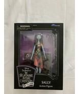 Sally Diamond Select Toys Nightmare Before Christmas Action Figure New N... - $28.49