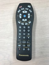 PANASONIC EUR511502 TV VCR DVD Remote Control- Tested & Cleaned             (E8)