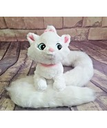 "Disney Parks Marie Plush Kitten Long Wrap Around Tail 48"" Aristocats - $18.99"