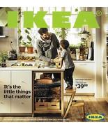 IKEA 2016 home furnishings store catalog magazine furniture Sweden USA - $7.50