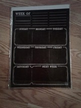 "Premium Dry Erase Magnet Board. 11.75""x16 image 1"