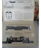 PROTO SERIES 2000 HO SCALE UNDECORATED BL2 LOCOMOTIVE NEW IN BOX!! - $79.15