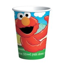 Sesame Street Paper Cups, 8ct - $4.90